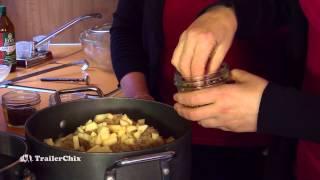 Zupa Kapusta - Polish Cabbage Stew