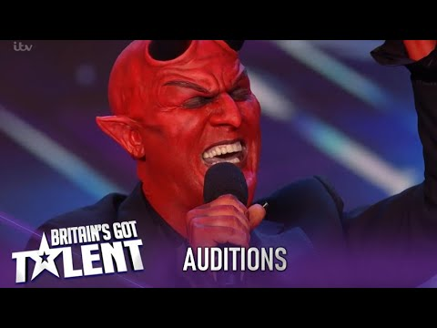 Download Dev: Singer Devil SHOCKS Everyone With An Amazing QUEEN Cover!!| Britain's Got Talent 2020