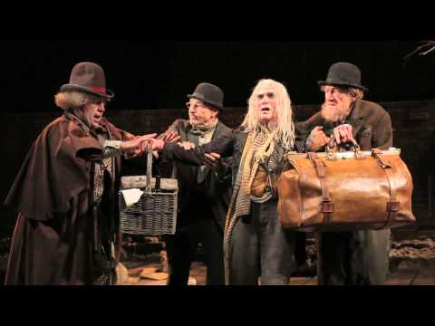 "Theater Talk: ""No Man's Land"" & ""Waiting for Godot"""