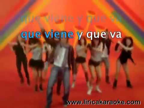 Waving Flag   David Bisbal & Knaan   KARAOKE Mundial Sudafrica 2010 VIDEO OFFICIAL FIFA 2010