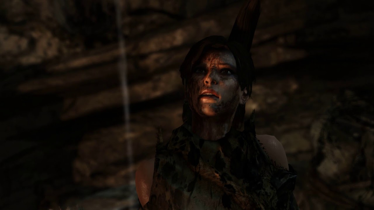 Tomb Raider 2013 Nude mod by ATL 2020 v.2.8 SURE-SHOT 2