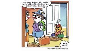 Erdil Yaşaroğlu'ndan 14 Muhteşem Karikatür