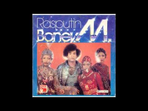 Boney M  Rasputin  Version