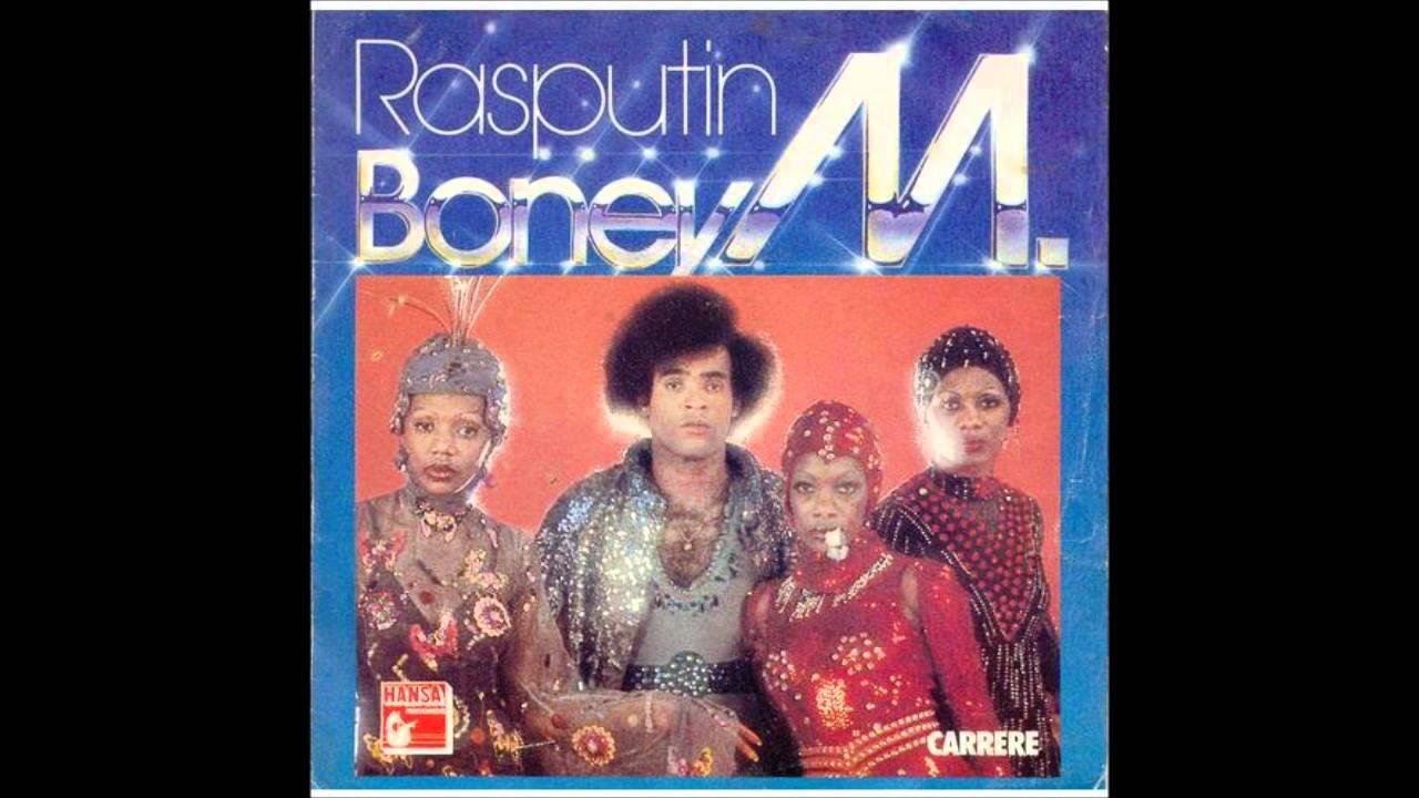 RASPUTIN CHORDS (ver 2) by Boney M.