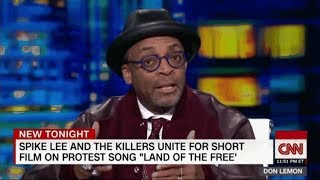 Spike Lee's Short Film Protest For Gun Control And President Trump Border Wall Plans