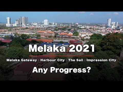 Melaka in 2021 - Melaka Gateway Project Re-activated?