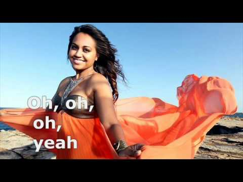 Jessica Mauboy Galaxy lyrics Ft Stan Walker
