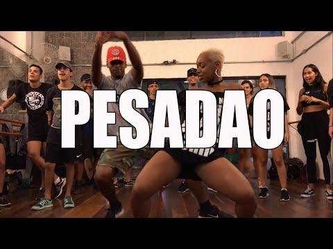 Pesadão - IZA (Coreografia Oficial) DanDan Firmo e Alex Pitt