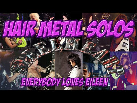 Steelheart - Everybody Loves Eileen (solo) - Como tocar (How to play) - Hair Metal solos #20