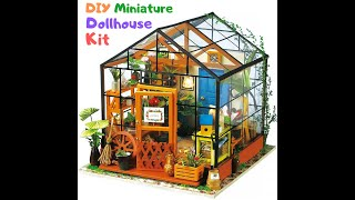Best DIY Miniatures Doll House Furniture Kits For Sale (50% OFF + Free Shipping)