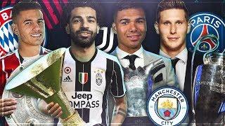 5 TOP LIGEN, 5 SAISONS = 5 TITEL!?? 🏆 HEFTIGE CHALLENGE!! 😳🔥 - FIFA 19 Journeyman Challenge