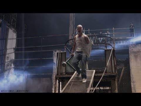 Death Race 2 | Arena Fight Scene [2010] thumbnail