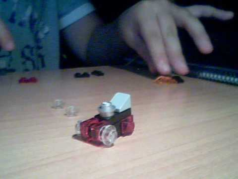 How To Build A Mini Lego Robot Youtube