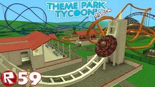Roblox - Episode 59 | Theme Park Tycoon 2 - Lancer Du Disque / FR