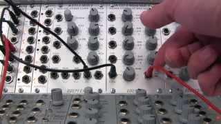 Doepfer A137-2 VC Wave Multiplier II Basics