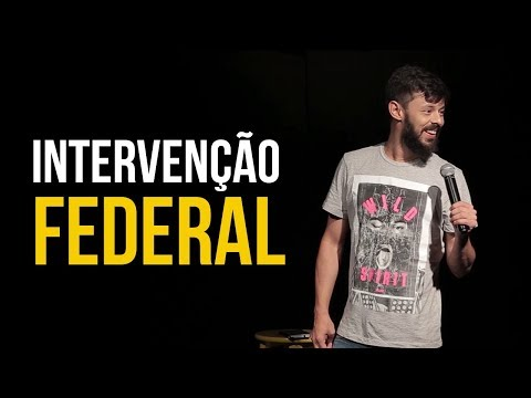 NANDO VIANA - Intervenção Federal