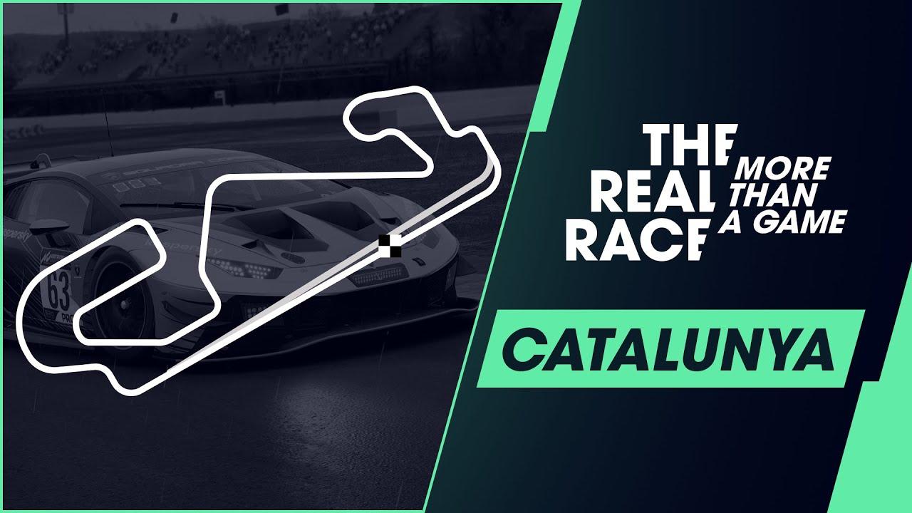 Lamborghini eSports: The Real Race - Catalunya, Race #7
