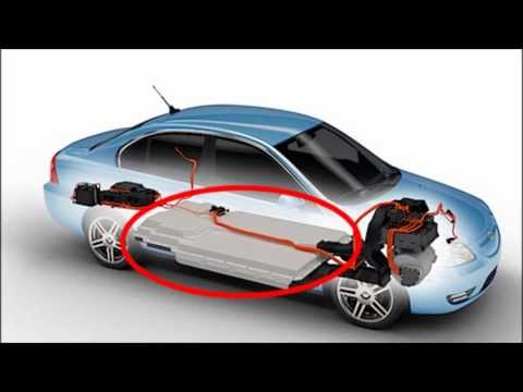 Thumbnail: How Electric Vehicles Work - the technology underlying an EV