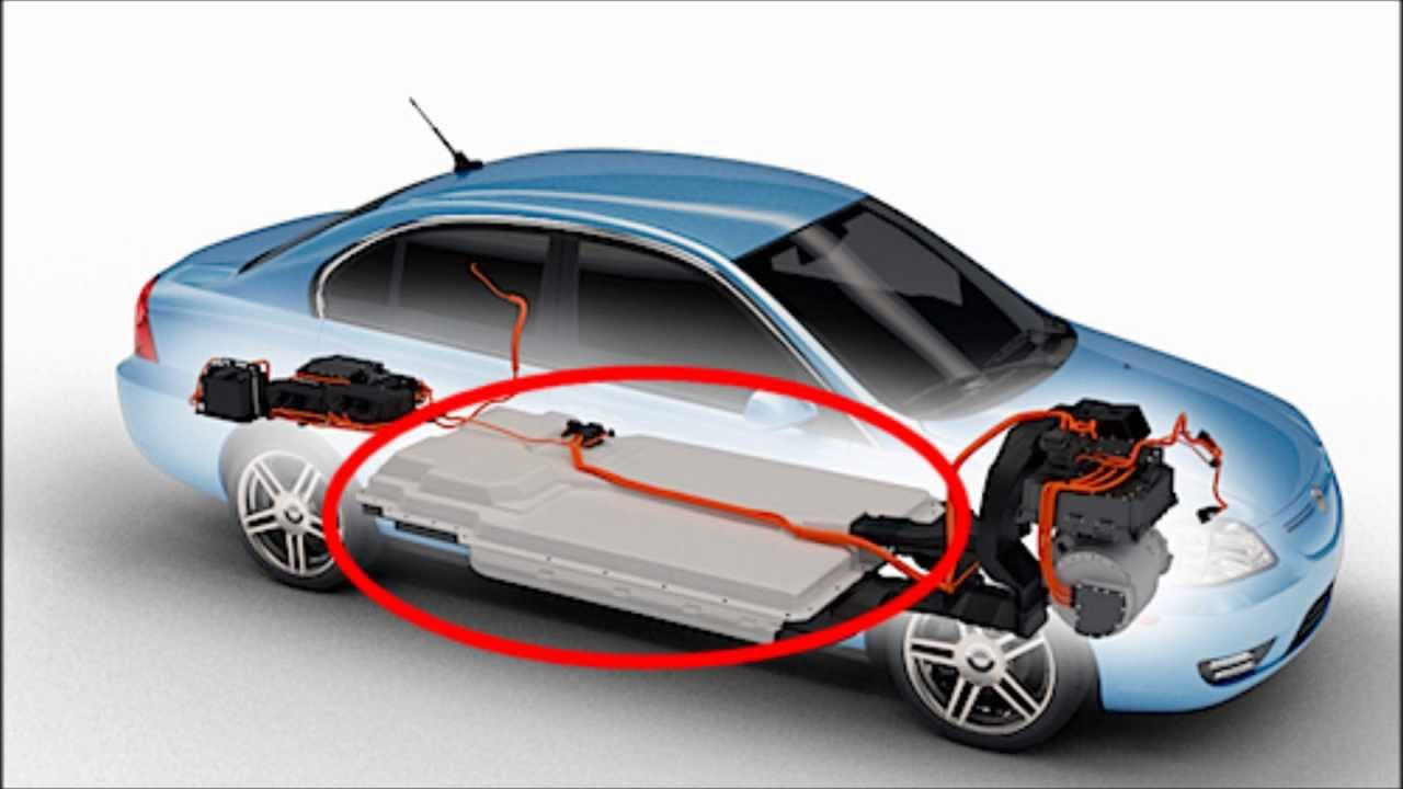 Electric Car Working Principle