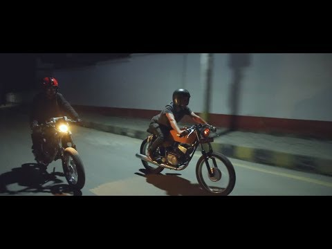 City Ride on Modified Bikes in Nepal | Genesis Cafe