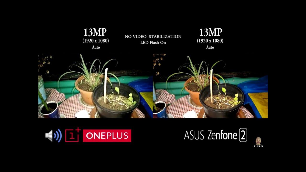 OnePlus One vs Asus ZenFone 2