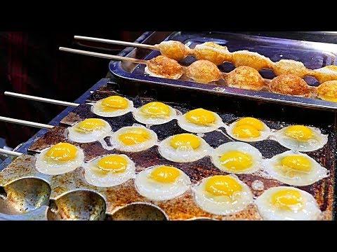 Diet Mulai Besok || Sate telur puyuh bikin ngiler