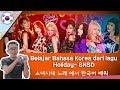 Belajar Bahasa Korea Dari Lagu Snsd Holiday Girls Generation - Special Series