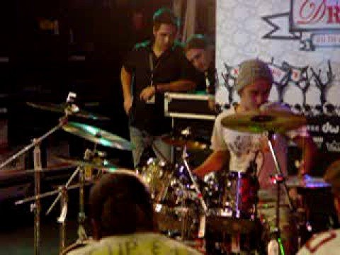 Guitar Center Drum Off 2008 Phoenix store finals