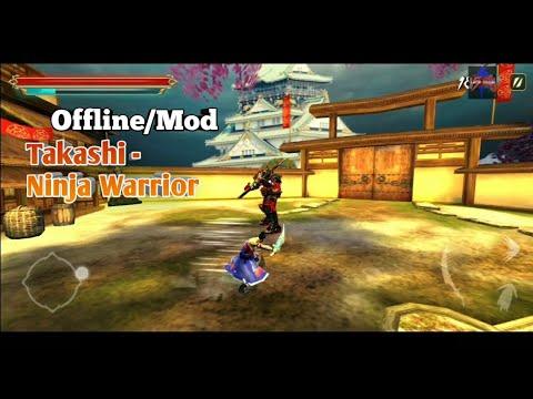 Takashi - Ninja Warrior (Offline) Mod (Money/Clothes)  Download 86mb   Gameplay