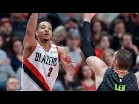 Atlanta Hawks vs Portland Trail Blazers 2019 Fan Reaction