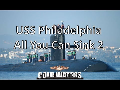 Cold Waters - USS Philadelphia - All You Can Sink 2
