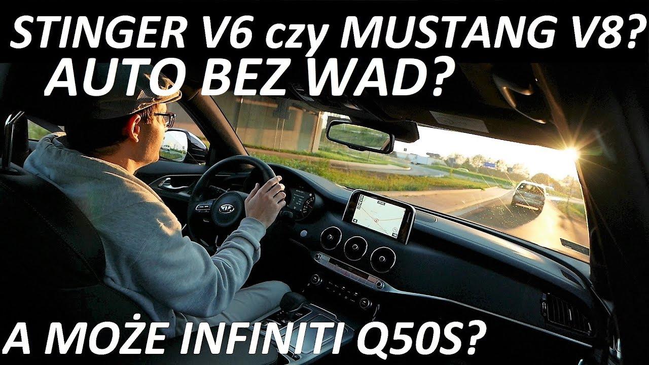 2018 Kia STINGER GT 3.3 V6 – CZY WARTO KUPIĆ? [Jazda Próbna] TEST PL