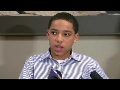 Mitchell Middle School student recalls alleged attack
