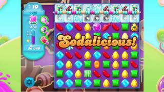 Candy Crush Soda Saga Level 1015-1017 ★★★