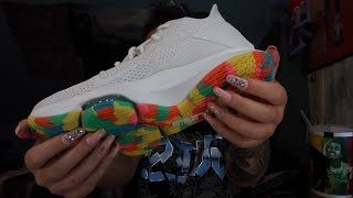 ASMR- Tapping On My New Shoes