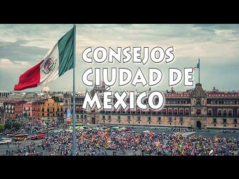 Consejos Para Viajar a La Ciudad de México (DF) | MÉXICO