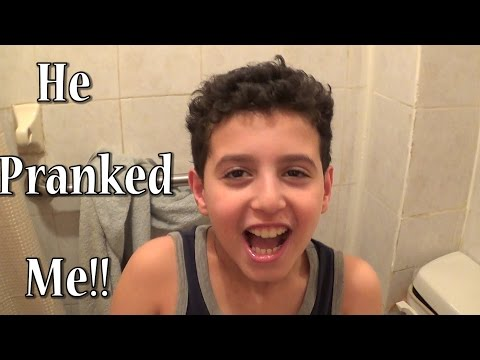 HAMZAH PRANKED ME!!