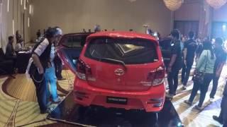 Kesan Pertama Toyota New Agya 2017