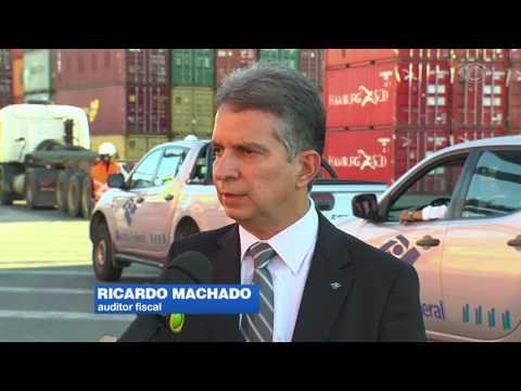 """Band Cidade - """"Cocaína é encontrada no Porto de Salvador"""""""