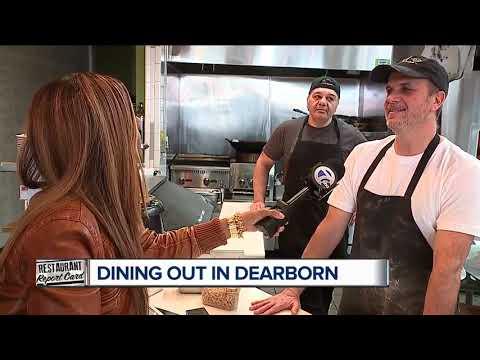 We're examining Restaurant Report Cards for three Dearborn establishments