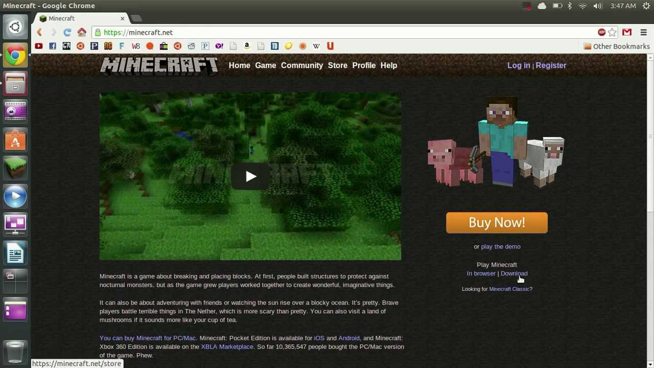 How to host a Minecraft server in ubuntu YouTube