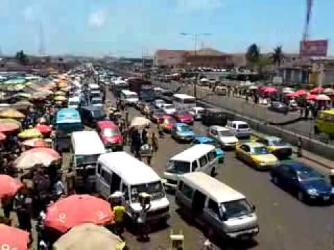Kaneshie Market - 20120921.flv
