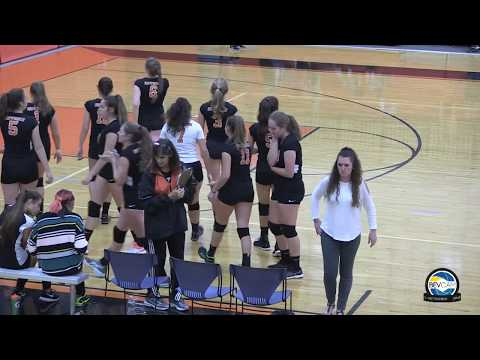 Beverly vs Everrett High School Volleyball