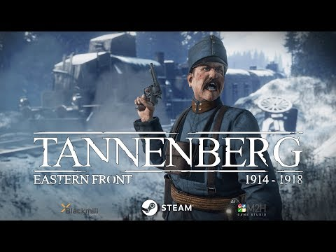 Tannenberg 1914-1918 I Steam Early Access Release Announcement