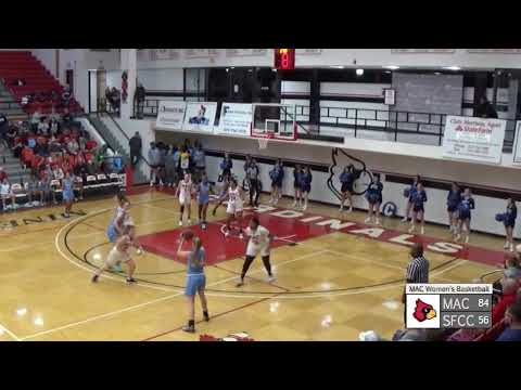 Women's Basketball - Mineral Area College vs. State Fair College