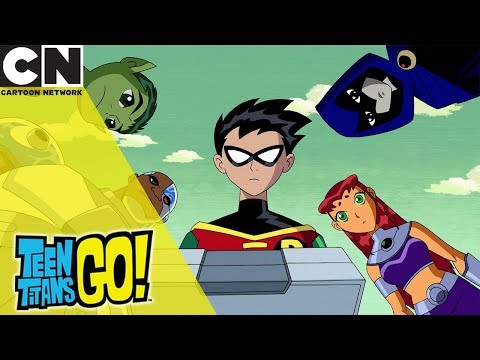 Teen Titans Go! | Discovering The Fourth Wall | Cartoon Network UK