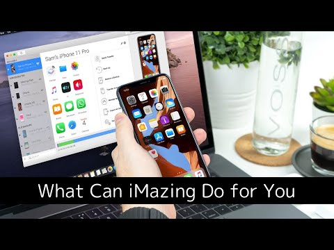 How to Get Started with iMazing
