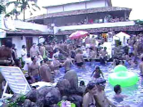 Pool Party - Carnaval Ilhabela 2009