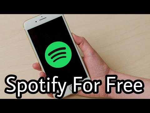 how to get the spotify free