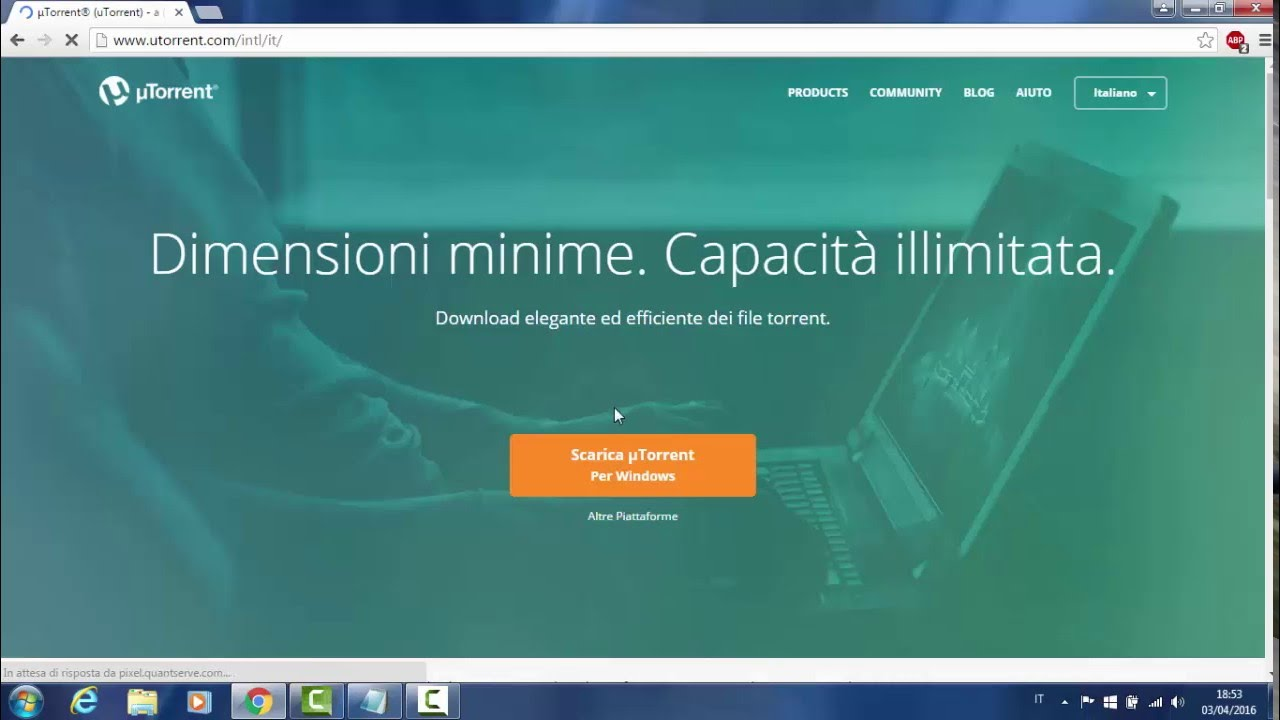 utorrent download gratis italiano windows 7